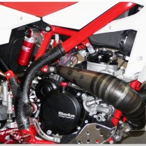 SCALVINI SCARICO MARMITTA ESPANSIONE RACING BETA XTRAINER 250 300 2015-2020