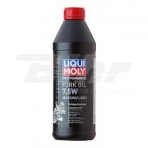 LIQUI MOLY OLIO FORCELLE FORK OIL 7.5 W MEDIUM/LIGHT - 1 LT
