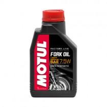 MOTUL OLIO FORCELLE FORK OIL FACTORY LINE 100% SINTETICO - 7.5W - 1 LT