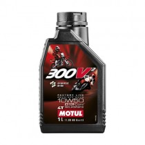 MOTUL OLIO 300V2 10W50 100% SINTETICO RACING - 1 LT