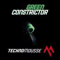 TECHNOMOUSSE MOUSSE GREEN CONSTRICTOR ANTI FORATURA PNEUMATICI 29 / 29 PLUS